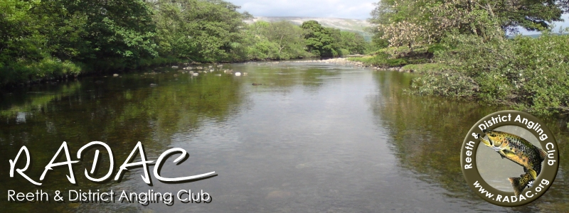 RADAC Reeth and district Angling Club River Swale Swaledale North Yorkshire